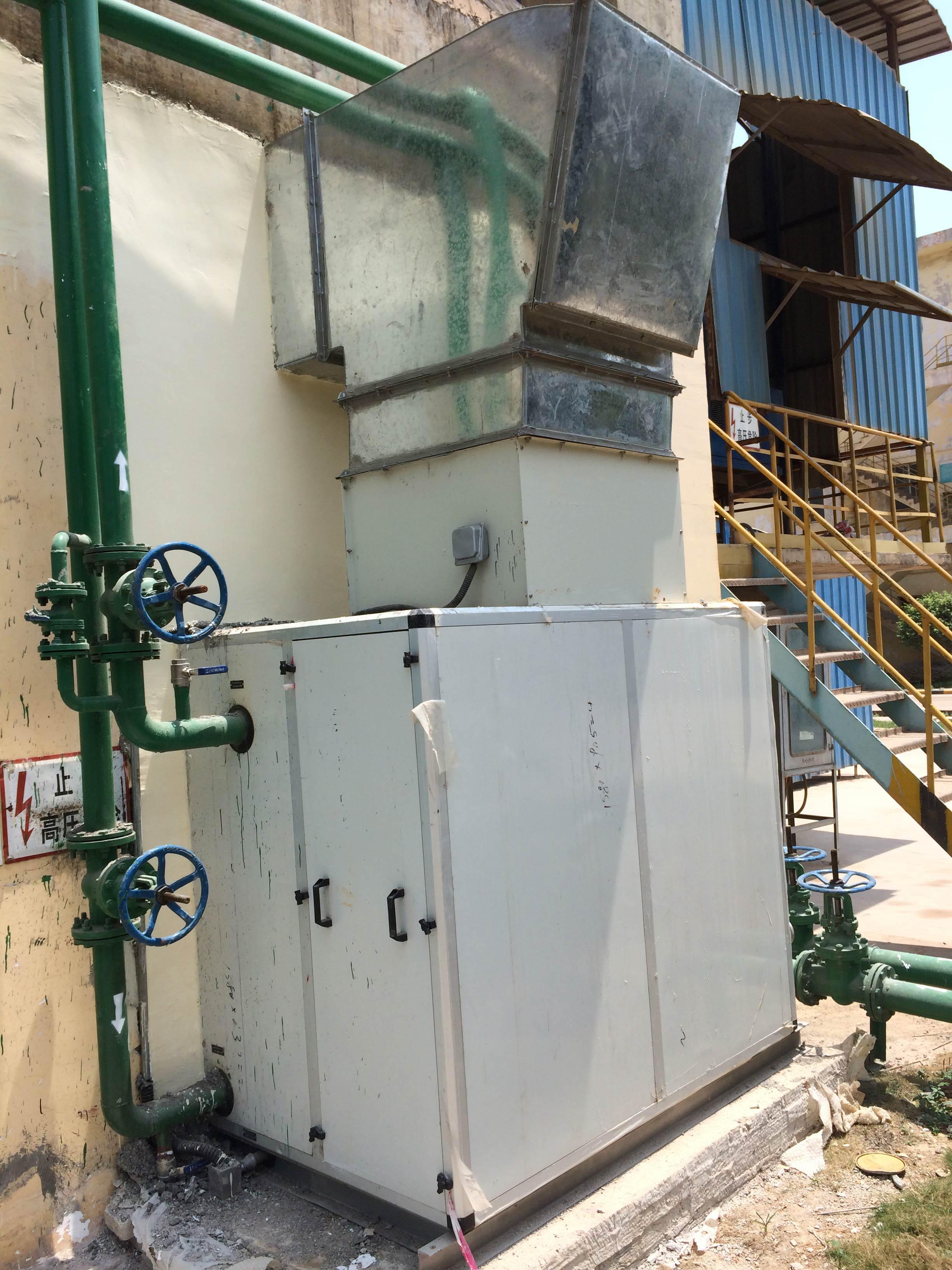 高壓變頻室專用空水冷器