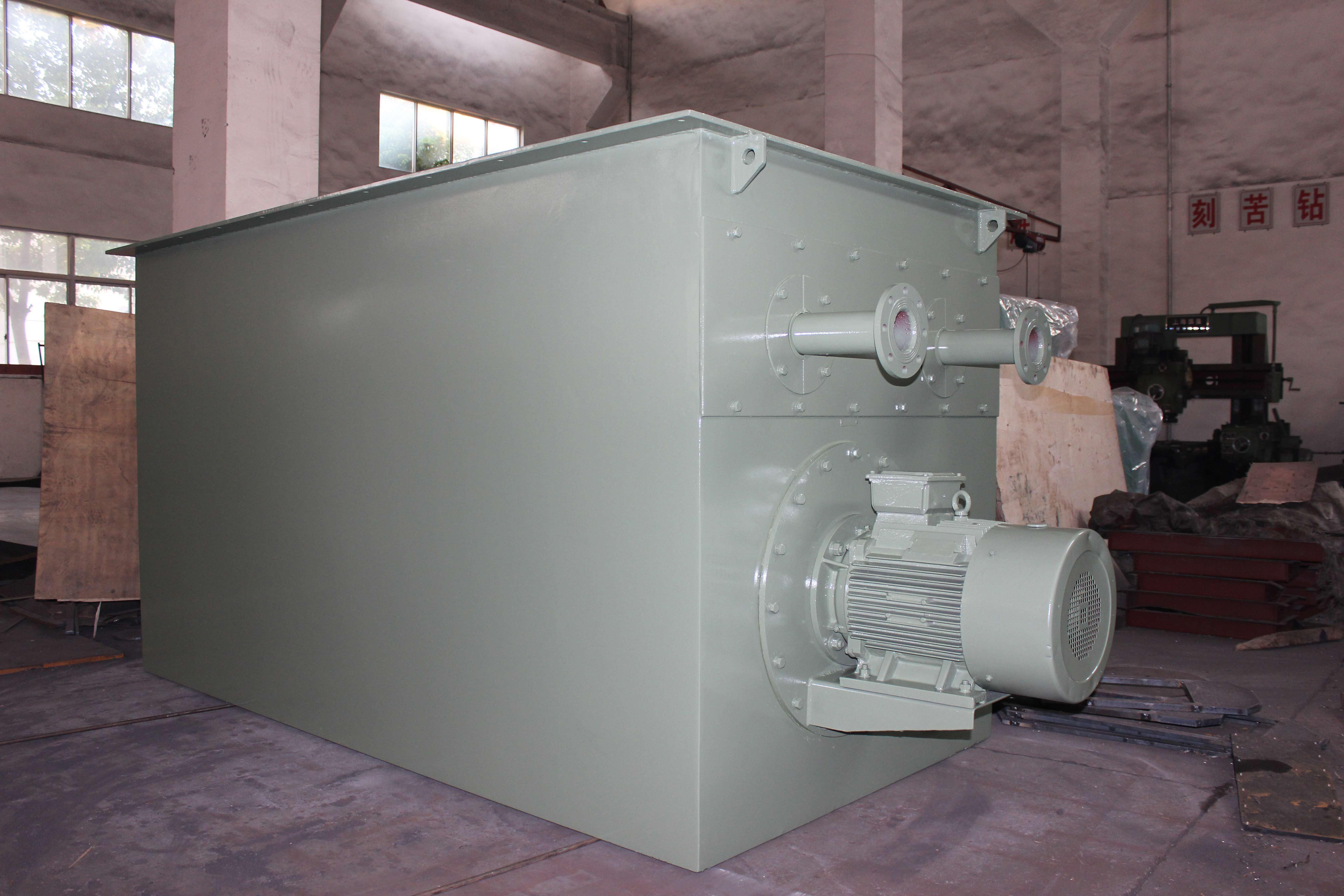 棒線材精軋電機空水冷卻器