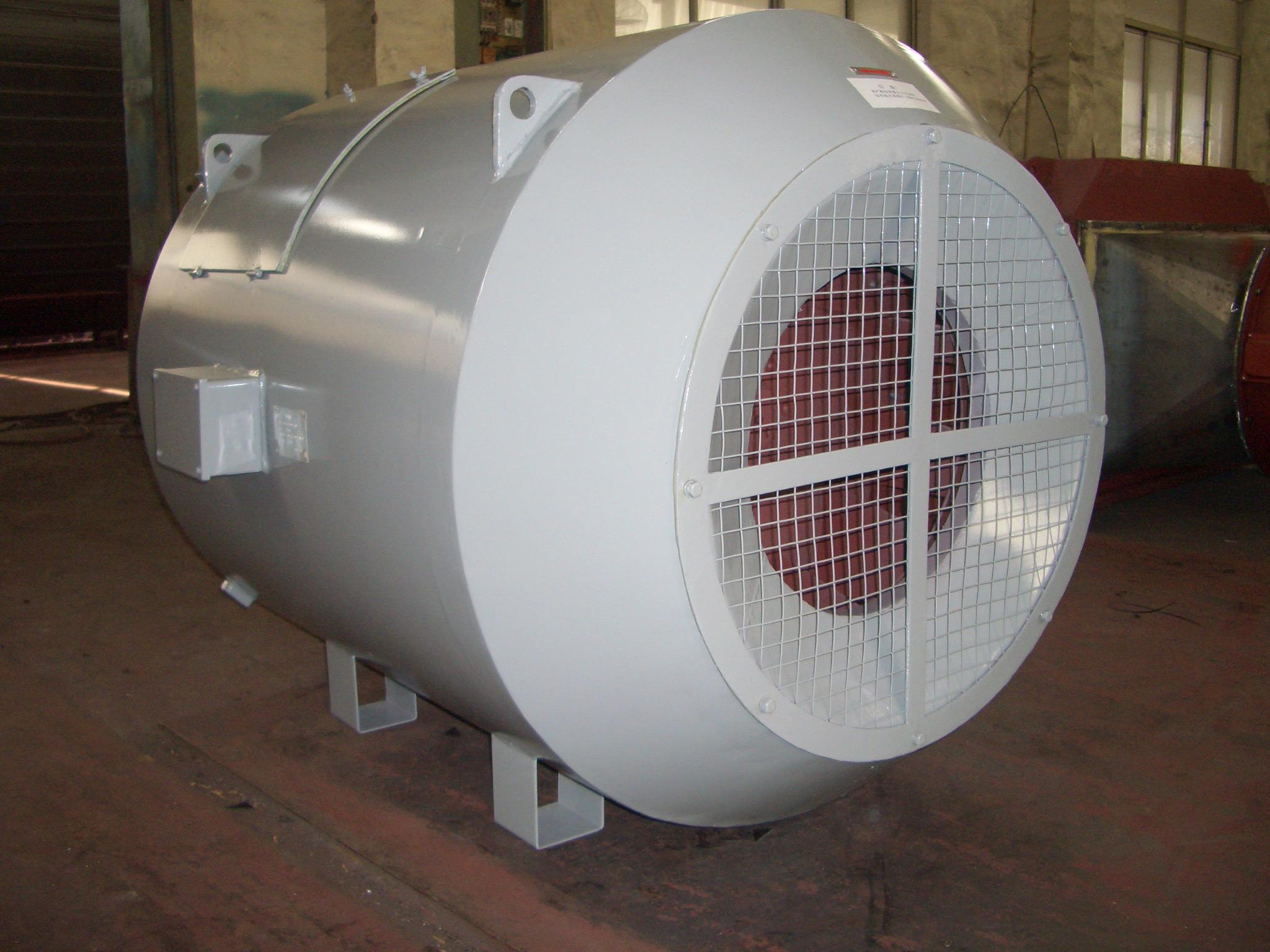 低壓大功率電機風機