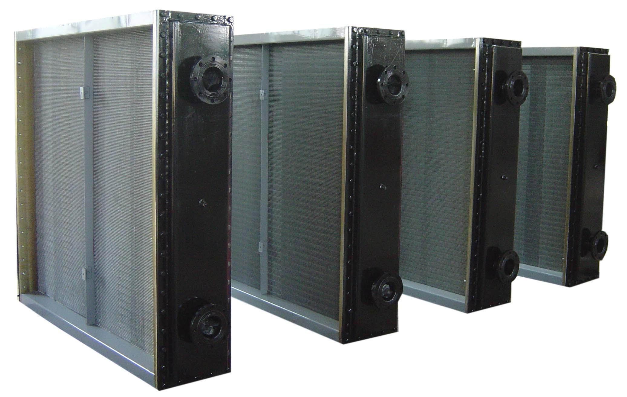汽輪、水輪發電機冷卻器