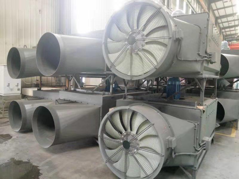 風力發電機冷卻器